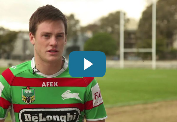state of mind training testimonial video by south sydney rabbitohs