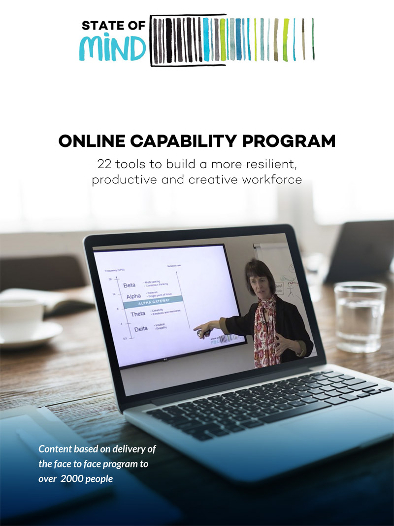 online course pdf cover page